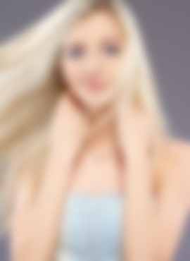Long blond hairs